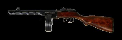 Pistolet maszynowy PPSz