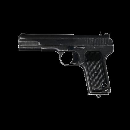 Pistolet TT