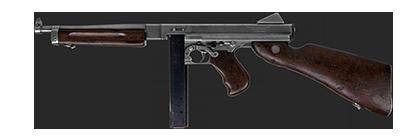 Pistolet Maszynowy THOMSON model M1A1