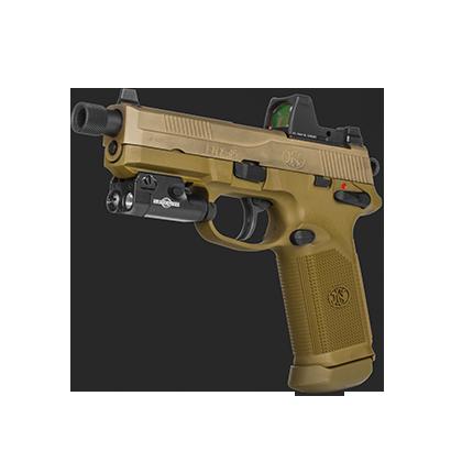 Pistolet FN model X45