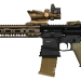 Karabinek AR15 + acog