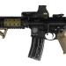 AR15 (M4) carbine + eotech