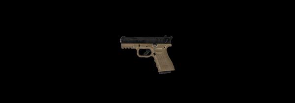 Pistolet ISSC