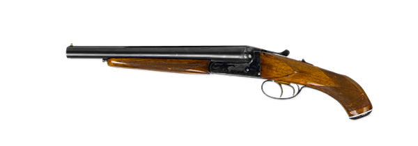 Short-barrelled shotgun