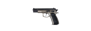 pistol cz75b