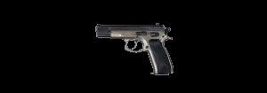 pistolet cz75b