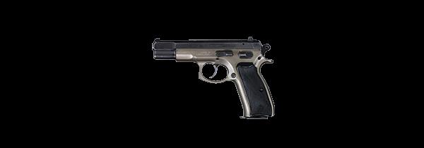 Pistolet CZ model 75 B (inna wersja kolorystyczna)