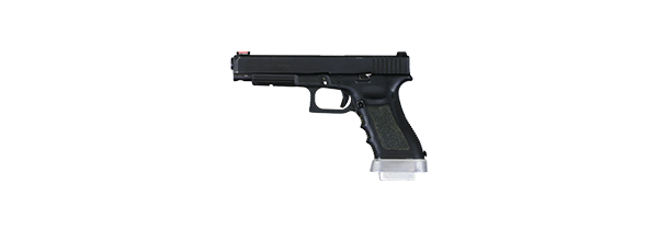 Pistolet GLOCK model 35