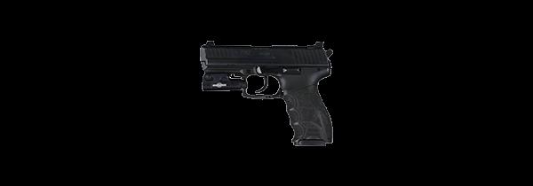 Pistolet Heckler & Koch model P03-V3 + SureFire X1
