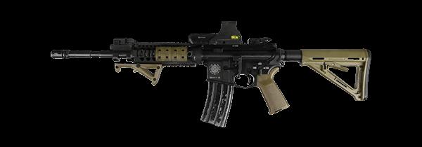 Karabinek AR15 (M4) + eotech