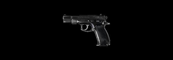 Pistolet CZ-75