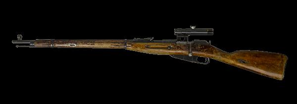 Karabin Mosin broń długa
