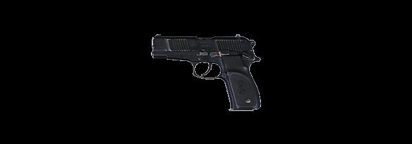 Pistolet Mag