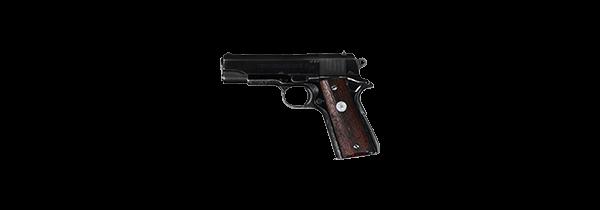 Pistolet Colt 911
