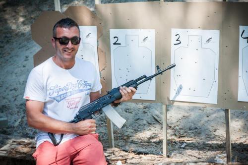 grotgun shooting range krakow