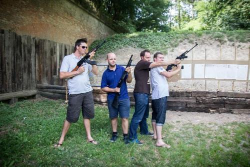 strzelnica krakow voucher